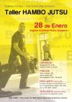 Taller hanbo Jutsu 2012 en el Canoe - Imparte Shihan Pedro Zapatero