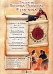 Taller de defensa personal femenina en Torrejón de Ardoz impartido por el Shidoshi Ho Juanmi