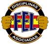 Logotipo de la Federación Española de Luchas Olímpicas y Dsiciplinas Asociadas