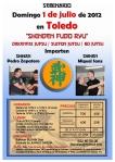Seminario impartido por los Shihanes Pedro Zapatero y Miguel Sanz en Toledo