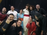 Japan Weekend Madrid 2014- Bujinkan Uma Ryu Backstage