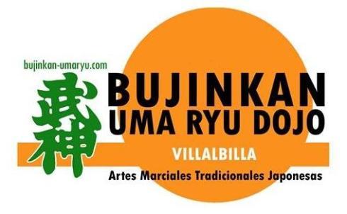 Bujinkan . Uma Ryu Dojo - Villalbilla, ajustado
